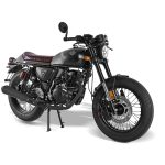 Cafe Racer black mat
