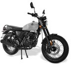 Scrambler Grey Metal