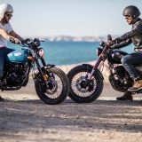 scrambler vs cafe racer