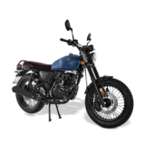 Scrambler 125 Blue Recif